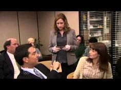 The Office funny moments