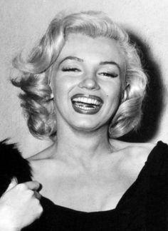 Marilyn Monroe in 1953.