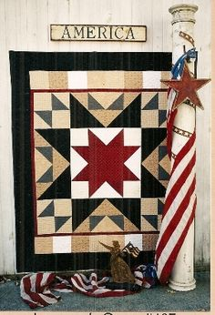 America's Quilt Pattern...countrythreads.com