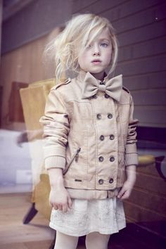 Fall fashion for kids! Via Style Motivation. #laylagrayce #kid #fashion