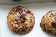 Passion 4 baking » Sweet & salty cookies
