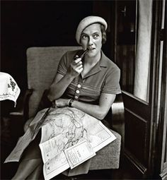 Ella Maillart, writer, nomad, explorer - From the 1930s onwards she spent years exploring oriental republics of the USSR, as well as other parts of Asia