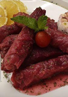 مطبخ ضياء قيسي Diaa Cooks Arabic محشي الكرنب الملفوف الأحمر مطبخ ضياء Cooking Recipes Cooking Recipes