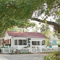 15. Old Soul Georgia Cottage - 20 Beautiful Beach Cottages - Coastal Living