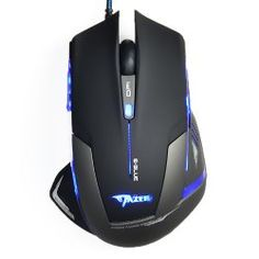 E-3lue Maze Gaming Mouse Mice USB Wired Optical Mouse 4 Gamer Blue LED 2500 DPI Get Price Computers Gaming Your #1 Source for Laptops Tablets Netbooks Desktops And Accessories! For More Info Reviews Click On Pin Getpricecomputers.com