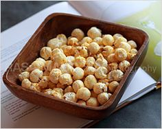 Curry Popcorn (My Recipe on Asian Cocktails Cookbook) | Easy Asian Recipes at RasaMalaysia.com - Page 2