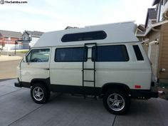 TheSamba.com :: VW Classifieds - 1990 Carat New Adventurewagen Top Tons of Upgrades