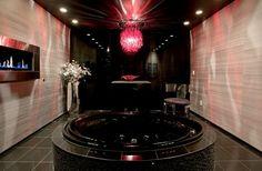 Salle de bain noire: 20 exemples captivants