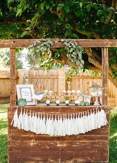 Here are our top 11 favorite ways to add a touch of tassel and gorgeous garland to any wedding theme - talk about fringe benefits!