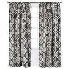 Threshold™ Farrah Lattice Curtain Panel