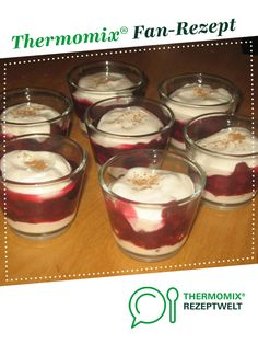 Advent tiramisu from mkraus. A Thermomix ® recipe from the Desserts category on www.de, the Thermomix ® Community. Advent tiramisu from mkraus. A Thermomix ® recipe from the Desserts category on www.de, the Thermomix ® Community. Dessert Mousse, Tiramisu Dessert, Bon Dessert, Simple Muffin Recipe, Healthy Muffin Recipes, Donut Recipes, Desserts Thermomix, Easy Desserts, Dessert Recipes