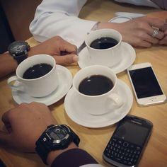 Oke lets joy the coffee break...