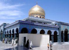 Sayyeda Zeinab Mosque in Damascus - Syria