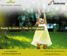 Buy ready to move in #flats in #Hinjawadi phase 2 at prime location. Happy Home Happy Life! #2Bhk #3Bhk #Homes #Pune Call: +91 9168883825