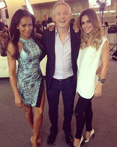 Mel B and Cheryl need to come back this next season but the old man needs to be replaced!
