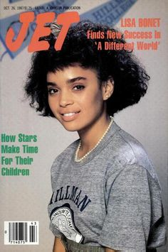 Jet Magazine, back in the day.  I remember this coming every week to my Grandma's house