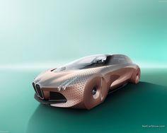 BMW Vision Next 100 Concept (2016)