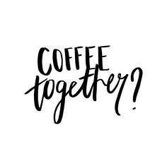 We are so excited about this! To us, community is powerful. It's that feeling you get when you know you are not alone, that people understand you, and that you are loved. Learn more about #coffeetogether: http://drinkcoffeedogood.com/coffeetogether