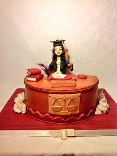 9 Best Lawyer Cake Images On Pinterest