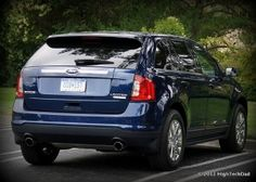 Ford Edge Crossover SUVs Recalled