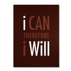 Megan Romo 'I Will II' Art