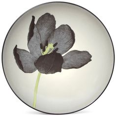 "Accent/Luncheon Plate—Floral, 8 1/4"" (Tulip)"