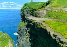 The Cliffs of Moher, Lahinch Ireland,