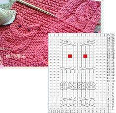 vzor na pletené sovičky