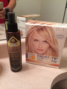 Revlon frost glow highlighting kit 1 ea hair color hair how to cap highlight with super long hair spray a helpful amount of argon oil pmusecretfo Choice Image