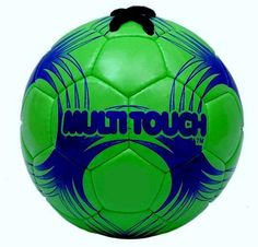 MultiTouch Trainer Ball (Neon Green)