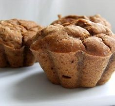 "Pumpkin Cupcakes: ""The muffins came out pudding-like in the center with a great spicy flavor. I loved them!"" -Lalaloula"