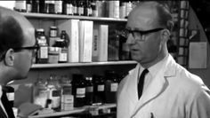 This chemist is concerned about young people using amphetamines.