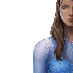 """143 Likes, 6 Comments - Jana Run... (@janarundeck) on Instagram: """"Still WIP: feyre's dress gets its details. My eyes are blind from all that sparkle ✨ #feyre…"""""""