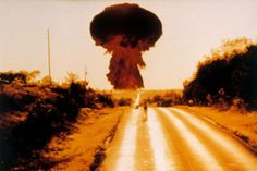 'The Day After' is a pretty good movie if you can get past the 1983 special effects, and they were low-budget even for that timeframe.  But overall, a good story about the events leading up to a nuclear war.  You can watch the whole thing on Youtube. ~  BugOutlaw