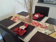 Pier 1 table runner, placemats & chargers