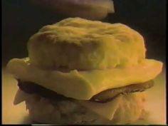 By The Hand 1986 McDonald's Breakfast Commercial Mcdonalds Breakfast, Commercial, Hands, Food, Essen, Meals, Yemek, Eten