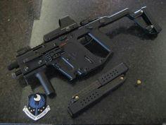 KRISS Vector .45 submachine gun