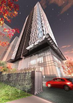 Taichung Housing Project|Projects|Shin Takamatsu Architect & Associates Co,.Ltd.