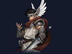 HU_Warrior of Legend Allen
