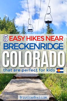 Travel With Kids, Family Travel, Lake Dillon, Shuttle Bus Service, Breckenridge Colorado, Evergreen Forest, Summit County, Free Summer, Travel Information