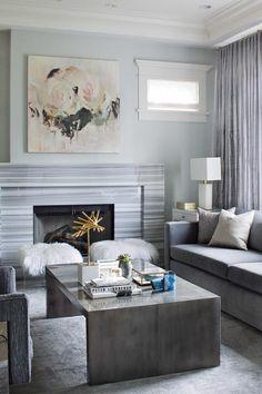 Elegante casa en Vancouver. Aires cuidados y delicados | Decorar tu casa es facilisimo.com