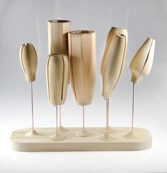 Wooden Sound Garden Sculpture | GBlog