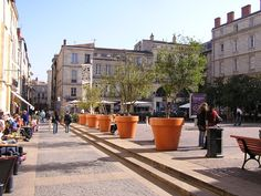 """Place Camille Jullian"" // #Bordeaux #Utopia"
