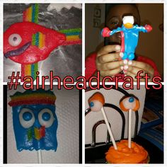 Airhead crafts! Free from Smiley360