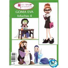 Revista Goma Eva Manos Maravillosas N