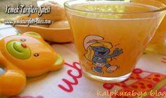 Limonlu Şeftali Suyu Tarifi