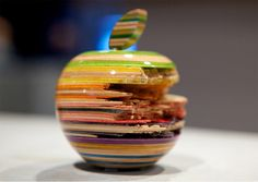 This artists, Haroshi, makes sculptures out of used skateboards. Pretty Awesome!