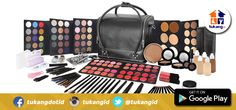Cara Sederhana Membersikan Alat Make-up