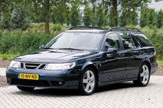 Saab 9-5 Estate 2.3 Turbo Aero - Heb er zo een twee jaar gereden... Heerlijke auto.