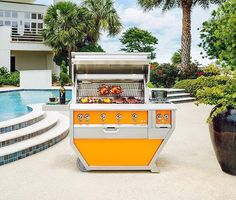 Hestan Grills are taking your patio style to the next level!
